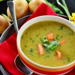 Aardappel-Creme Soep